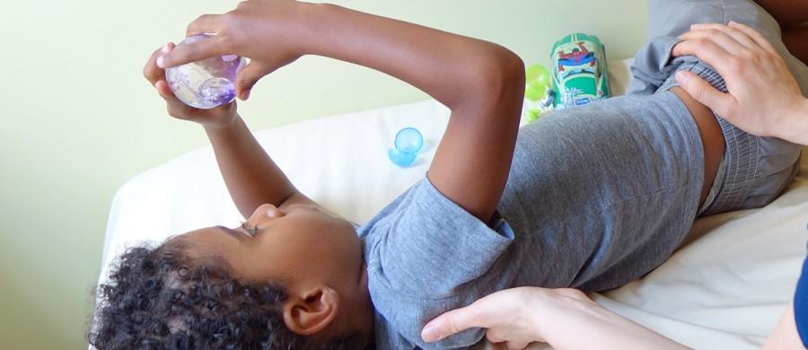 Sensory Processing Child